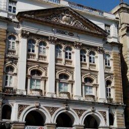 HSBC heritage building